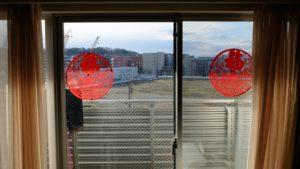 中国風の飾り