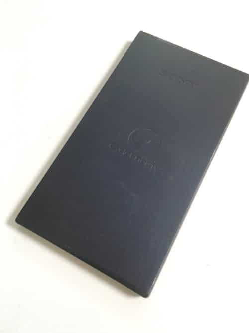 SONYモバイルバッテリー