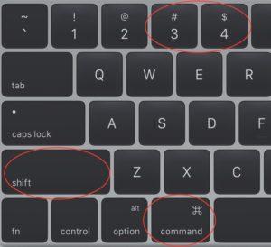 macOS ショートカット