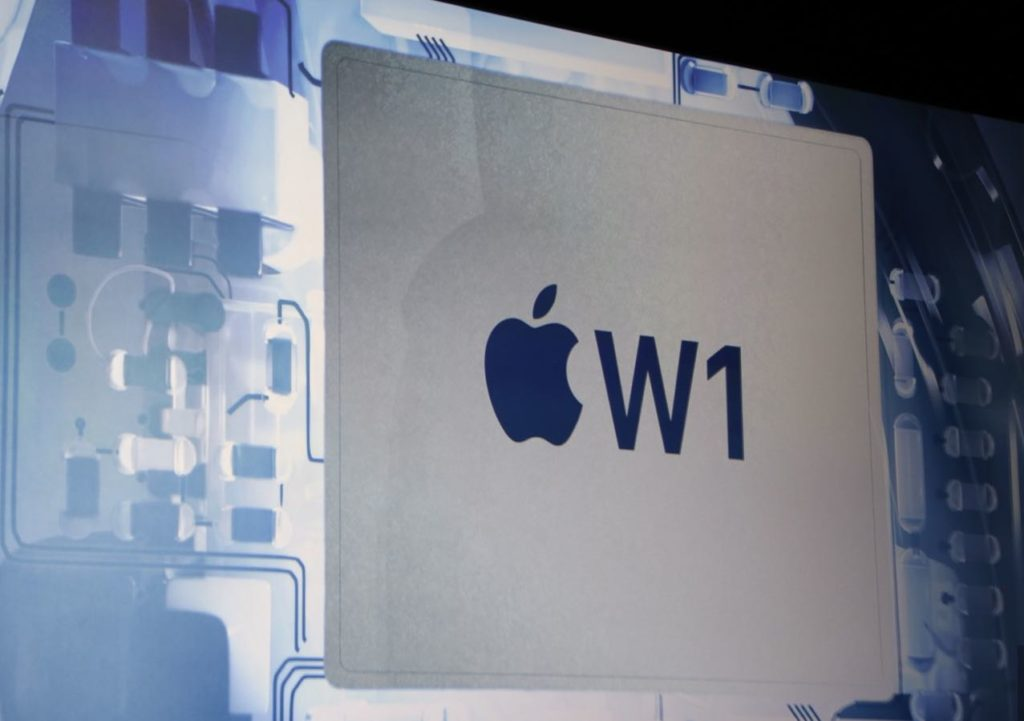 Apple W1 Chip
