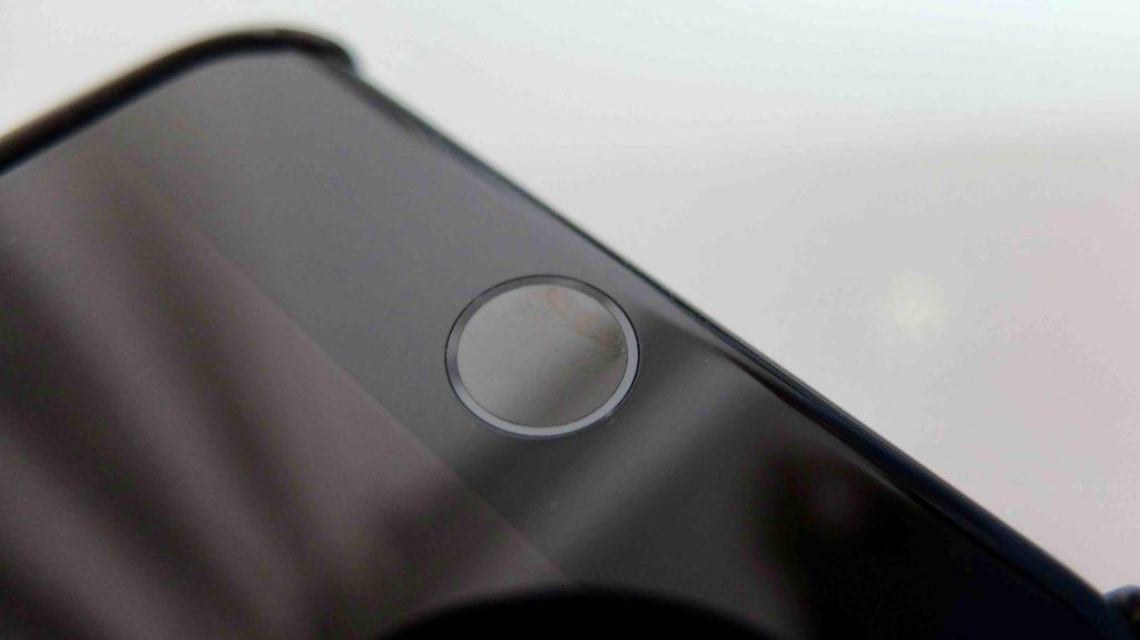 iPhone7 Plus ホームボタン