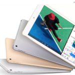 速報普通のiPadとiPhone7(Product RED)とClips登場