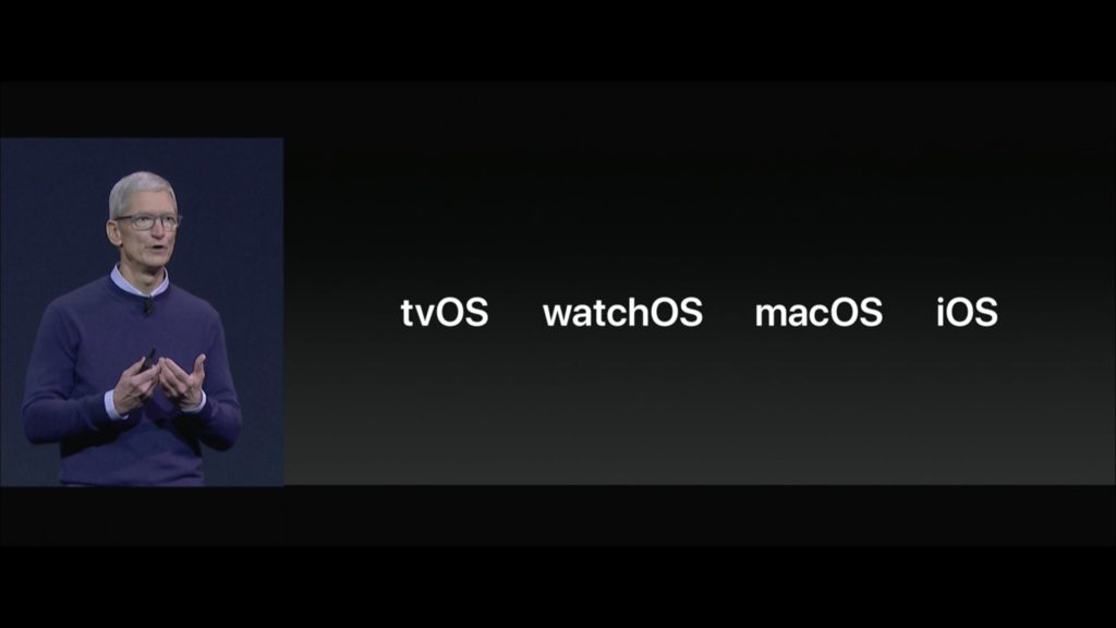 WWDC OS