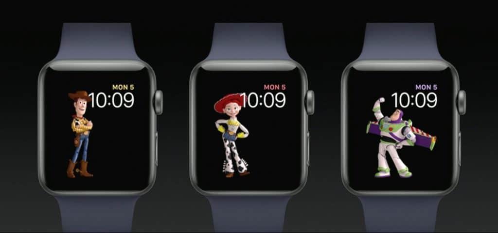 WWDC watchOS 4